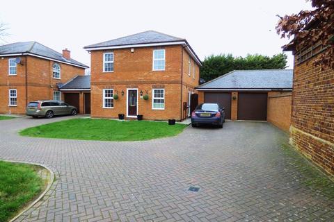 4 bedroom detached house for sale - Edwardian Close, Northampton