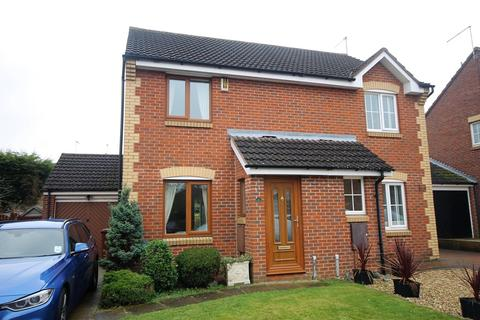 2 bedroom semi-detached house to rent - Greeves Close, Duston