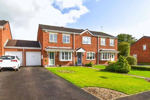 2 bedroom end of terrace house for sale - Bridgewater Close, Congleton