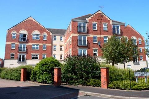 2 bedroom apartment to rent - St James Court, Victoria Dock, Hull, HU9 1QJ