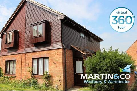1 bedroom end of terrace house to rent - Danvers Way, Westbury