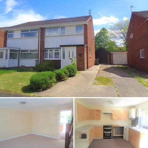 3 bedroom semi-detached house to rent - Moffat Close, Whinfield