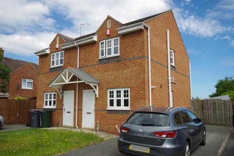 2 bedroom semi-detached house to rent - Berrydale Close, Allerton, Bradford