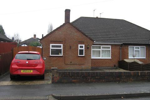 2 bedroom semi-detached bungalow to rent - Chellaston Road, Wigston