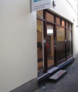 Office to rent - Mount Stuart Arcade, Cardiff