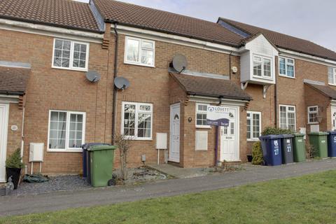 2 bedroom terraced house to rent - Rye Close, Eynesbury