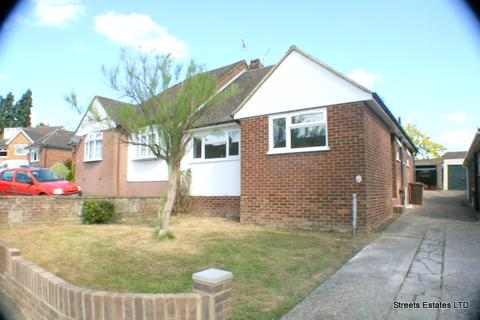 3 bedroom semi-detached bungalow for sale - Sharfleet Drive, Rochester ME2