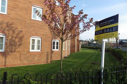 1 bedroom flat for sale - Cavalier Court, 193 Siddeley Avenue, Stoke, COVENTRY, West Midlands