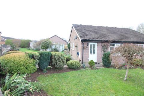 2 bedroom semi-detached bungalow for sale - Briar Close, Undy, Caldicot, NP26