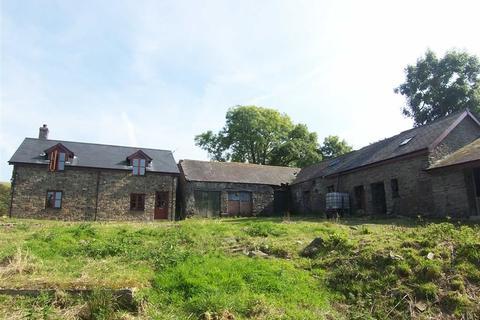 3 bedroom property with land for sale - Llanilar, Aberystwyth, Ceredigion, SY23