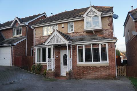 4 bedroom detached house for sale - Stannington Rise, Stannington, Sheffield, S6 5HH