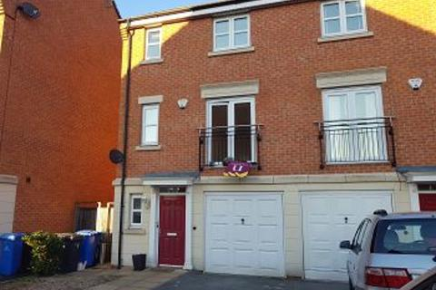 4 bedroom semi-detached house to rent - Badgerdale Way, Heatherton Village, Derby, DE23 3ZA