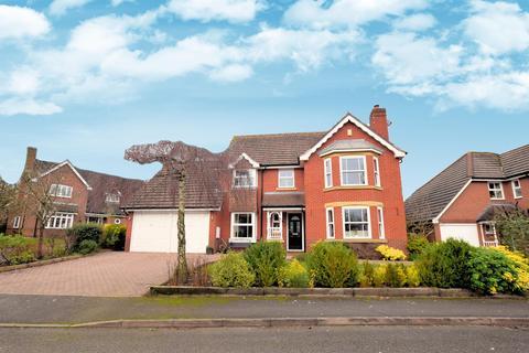 4 bedroom detached house for sale - Chattock Avenue, Solihull, B91 2QX