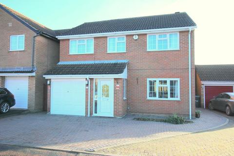 4 bedroom detached house for sale - Thornage Close, Luton, Bedfordshire, LU2 7AT