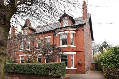5 bedroom semi-detached house for sale - Grappenhall Road, Stockton Heath