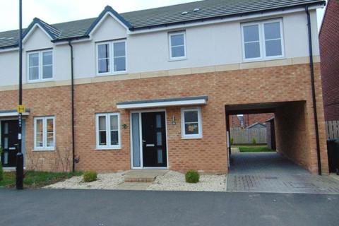 3 bedroom semi-detached house for sale - Coppice Place, Palmersville, Newcastle Upon Tyne