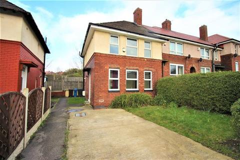3 bedroom end of terrace house to rent - Adkins Road, Sheffield, S5 8TF
