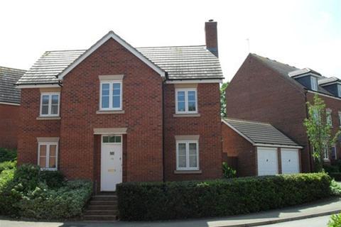4 bedroom detached house to rent - Ashmead, Little Billing, Northampton