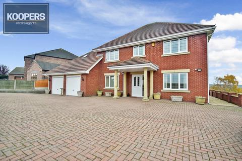 4 bedroom detached house for sale - Wagstaff Lane, Jacksdale, Nottingham, NG16