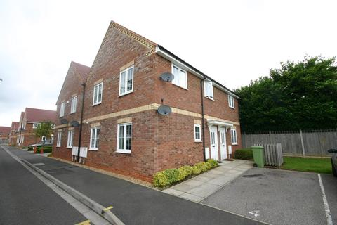 2 bedroom flat to rent - Mossmans Close, Bletchley