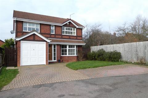 4 bedroom detached house for sale - Peppercorn Way, East Hunsbury, Northampton