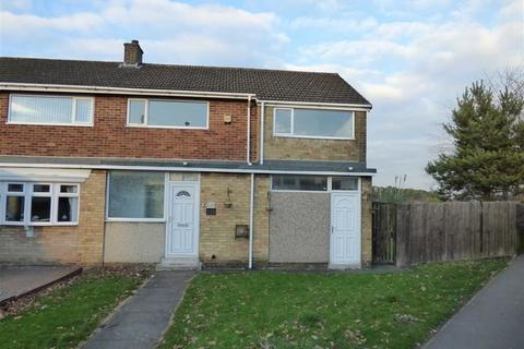 2 bedroom end of terrace house for sale - 110, St Davids Close, Spennymoor