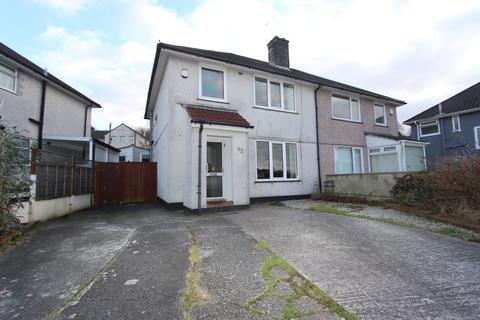 3 bedroom semi-detached house for sale - Fountains Crescent, Plymouth