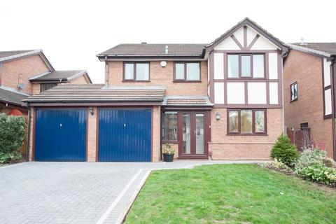 4 bedroom detached house for sale - Latymer Close, Sutton Coldfield