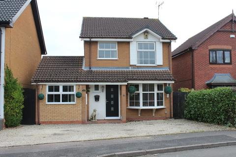 4 bedroom detached house for sale - Wickham Close, Keresley, Coventry