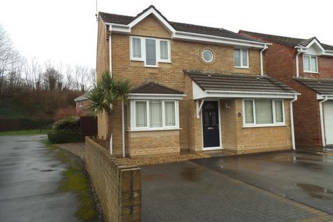 4 bedroom detached house for sale - Gerddi Quarella, Bridgend CF31