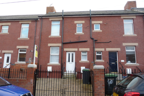 2 bedroom terraced house to rent - 42 Wylam Street, Craghead, Stanley DH9