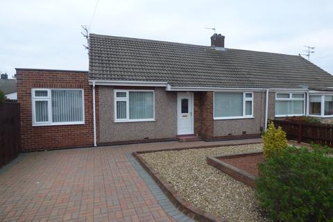 2 bedroom bungalow for sale - Dilston Close, Shiremoor, Newcastle upon Tyne, Tyne and Wear, NE27 0TY