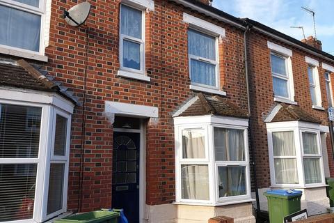 3 bedroom terraced house to rent - Burton Road, Polygon