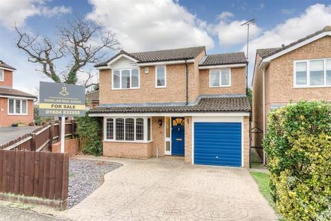 4 bedroom detached house for sale - Whiteheart Close, Northampton, Northamptonshire, NN3 9GA