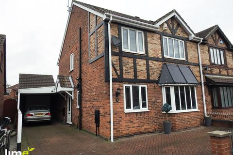 4 bedroom semi-detached house to rent - Ashdene Close, Willerby, HU10