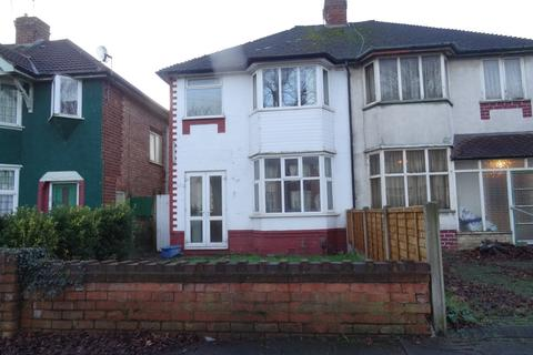 3 bedroom semi-detached house to rent - Glendower Road, Perry Barr, Birmingham B42