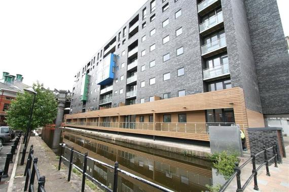 Potato Wharf Manchester Greater Manchester M3 2 Bed Flat