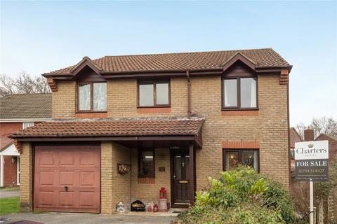 4 bedroom detached house for sale - Broadbent Close, Rownhams, Southampton, Hampshire, SO16
