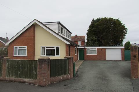 4 bedroom detached bungalow for sale - Ashcroft Close, Old Chrik Road, Gobowen SY11
