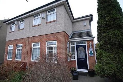 3 bedroom semi-detached house for sale - Wood Terrace, Jarrow