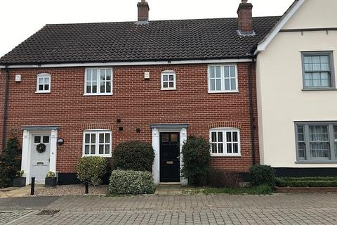 3 Bedroom House To Rent Bromedale Avenue Mulbarton Norwich Nr14