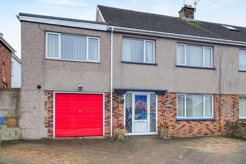 4 bedroom semi-detached house for sale - BRIDGEND ROAD, PORTHCAWL, CF36 5RN