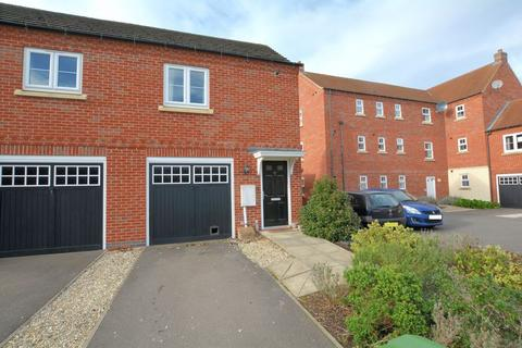 2 bedroom coach house for sale - Moorhen Close, Witham St Hughs, Lincoln