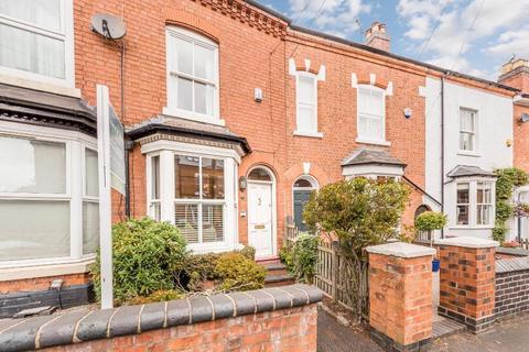 3 bedroom terraced house for sale - Clarence Road, Harborne, Birmingham, West Midlands, B17 9LA