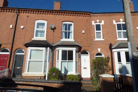 3 bedroom terraced house for sale - Clarence Road, Harborne, Birmingham, West Midlands, B17 9LA