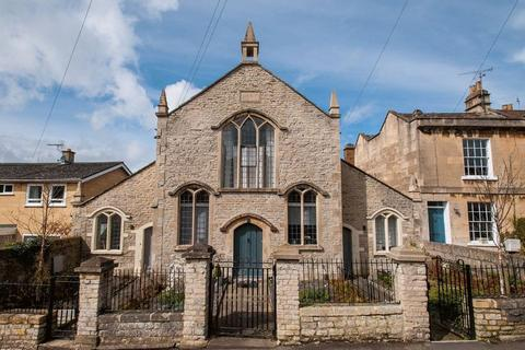 2 bedroom terraced house for sale - Trafalgar Road, Weston, Bath, BA1