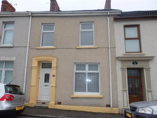 Marble Hall Road Llanelli 3 Bed Terraced House 130 000