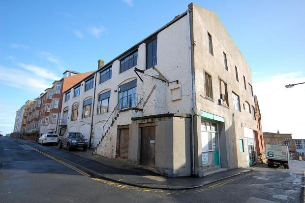 Land Commercial for sale in Marlborough Street, Scarborough, North Yorkshire YO12 7HG