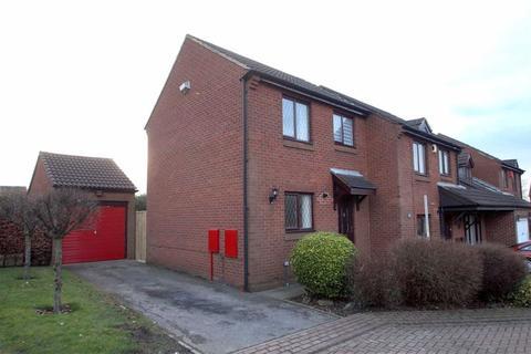2 bedroom semi-detached house to rent - Penlands Crescent, Leeds