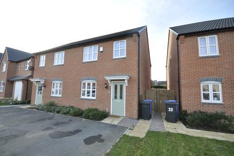 3 bedroom semi-detached house for sale - Booton Field Crescent, Chellaston